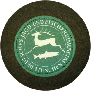 German Hunting and Fishing Museum - Logo of the Deutsches Jagd- und Fischereimuseum.