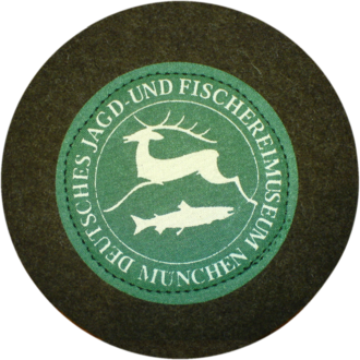 German Hunting and Fishing Museum - Logo of the Deutsches Jagd- und Fischereimuseum