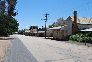 Devenish, Victoria Town in Victoria, Australia