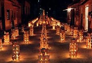 Day of the Little Candles Traditional holiday in Colombia