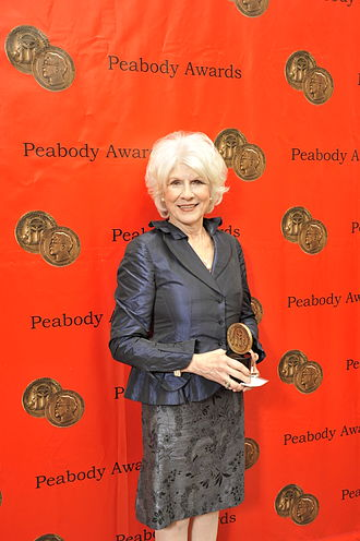 The Diane Rehm Show - Diane Rehm at the 69th Annual Peabody Awards