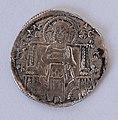 Dinar kralja Dušana, XIV vek, srebro, prečnik 20 mm.jpg