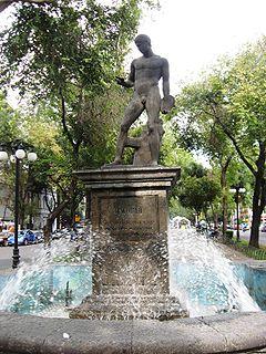 sculpture by Polykleitos the Elder
