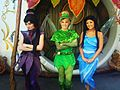 Disney Fairies at Pixie Hollow Vidia Tinker Bell Silvermist.jpg
