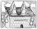 Distilling oven, Liber de art distillandi de compositis, 1500 Wellcome M0008360.jpg