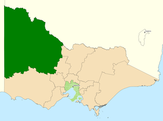 Division of Mallee Australian federal electoral division