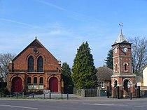 Doddington Chapel and clocktower (Cambridgeshire) - Geograph 2328868 b2a2e617.jpg