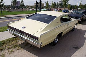 Dodge Charger - 1966 Dodge Charger