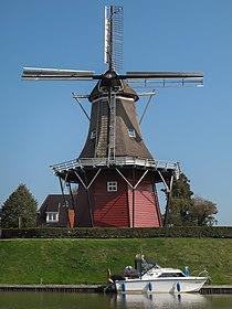 Dokkum, molen de Hoop foto4 2009-09-19 12.39.JPG