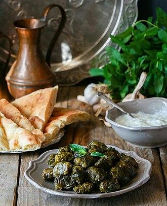 Sarma (food) - Yaprak sarma