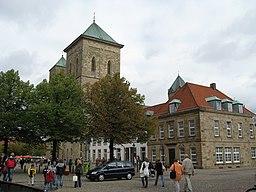 Kleine Domsfreiheit in Osnabrück