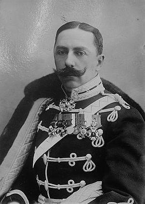 Jaime, Duke of Madrid - Jaime de Borbón, 1911