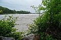 Donauhochwasser bei Bergheimer Staustufe - panoramio.jpg