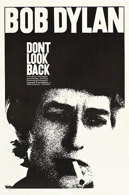 Dont Look Back - Bob Dylan %281967 film poster%29.