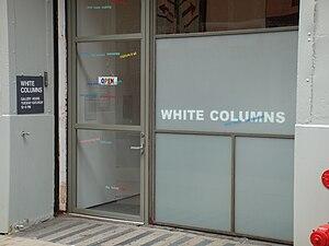 White Columns - White Columns