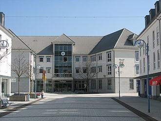 Sinzheim - Town hall (Rathaus 2006)