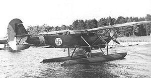 Dornier Do 22 - Dornier Do 22 K in the Finnish Air Force