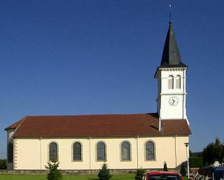 Dounoux Commune in Grand Est, France
