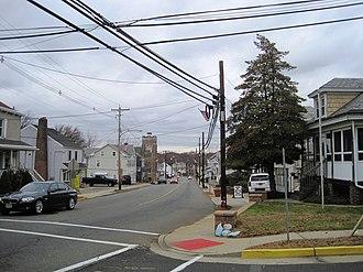 Milltown, New Jersey - Downtown Milltown