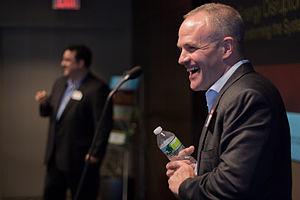 Jay Keasling - Dr. Jay D. Keasling speaking at PopTech Energy Salon 2011 in New York City