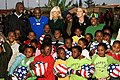 Dr. Jill Biden and Liz Berry Gips With Mapetla Staff and Children (4691613788).jpg