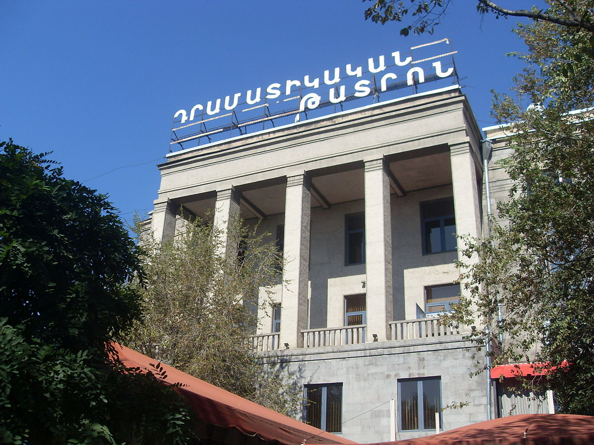 Drama in the Petrosyan family 09/17/2009 58