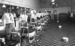 Drapers Barber Shop Martinsville