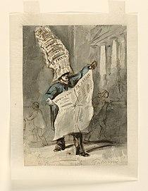 Drawing, La Presse, The Press, 1848 (CH 18351461).jpg
