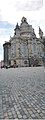 Dresden - An der Frauenkirche - View SW on Panoramic Photocompilation of Frauenkirche.jpg