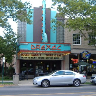 Bexley, Ohio - Historic Drexel Theater
