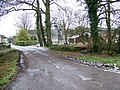 Drive to Forston Grange - geograph.org.uk - 1157108.jpg