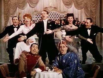Du Barry Was a Lady (film) - Image: Du Barry Was a Lady (1943) trailer 1