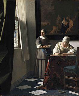 <i>Writing to Vermeer</i> opera