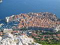 Dubrovnik - Pogled sa Srđa.JPG