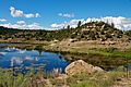 Dulce Lake, Jacarilla Apache Nation, New Mexico, USA.jpg