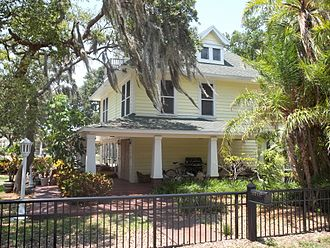 Willis Blatchley - Blatchley House in Dunedin, Florida