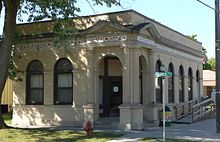 Dwight, Nebraska library 1.JPG