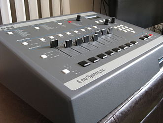 Fear of a Black Planet - An E-mu SP-1200 drum machine and sampler, one of the devices used by The Bomb Squad for the album
