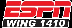 WING - Image: ESPN 1410 logo