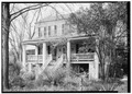 EXTERIOR, GENERAL VIEW, SOUTH FRONT - Elizabeth G. Alexander House, 612 Laurens Street, Camden, Kershaw County, SC HABS SC,28-CAMD,4-1.tif