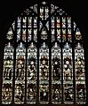East window in St Oswald's Church, Ashbourne.jpg