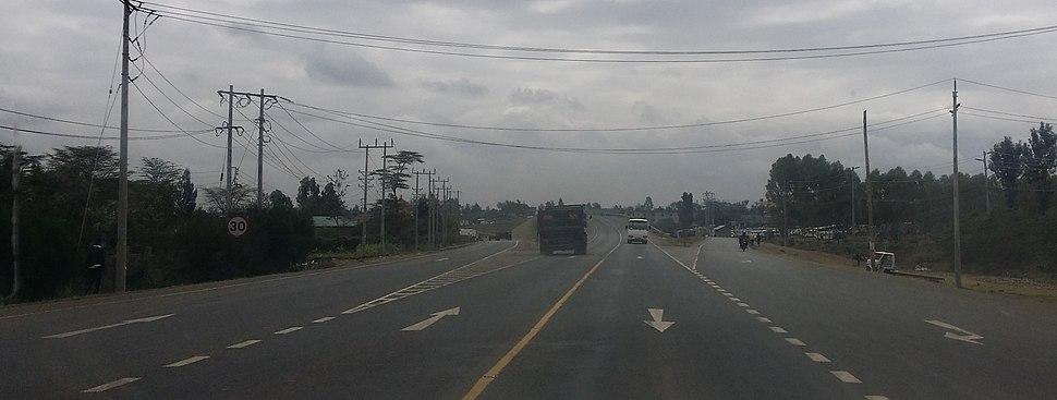 Eastern Bypass, Nairobi