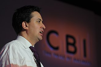 Ed Miliband - Secretary of State for Energy and Climate Change, at the Confederation of British Industry's Climate Change Summit 2008 at The Royal Lancaster Hotel, London.
