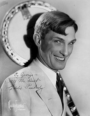 Eddie Peabody - Peabody in 1946.