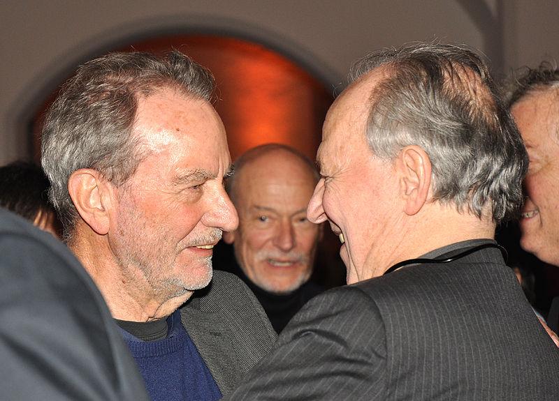 File:Edgar Reitz und Werner Herzog 6306.jpg