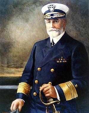 Edward Walter Eberle - Admiral, USN