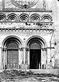 Eglise Saint-Sernin - Portails de la façade ouest - Toulouse - Médiathèque de l'architecture et du patrimoine - APMH00007473.jpg