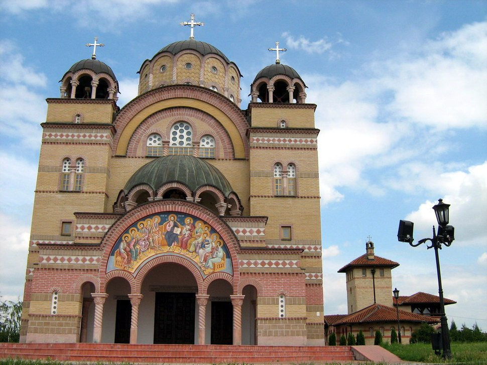 Eglise orthodoxe d'Apatin