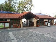 Eingang zum Strandbad Balatongyörök.jpg