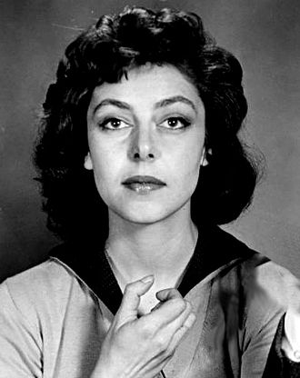 Elaine May - May performing in 1959
